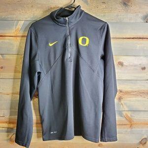 Oregon Ducks Nike Full Zip Jacket Mens